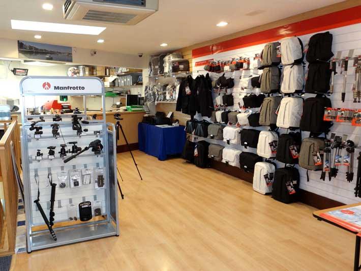 harrison cameras sheffield 1st floor showroom