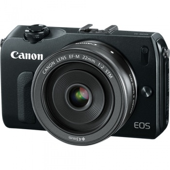 Canon EOS M - Demo Day