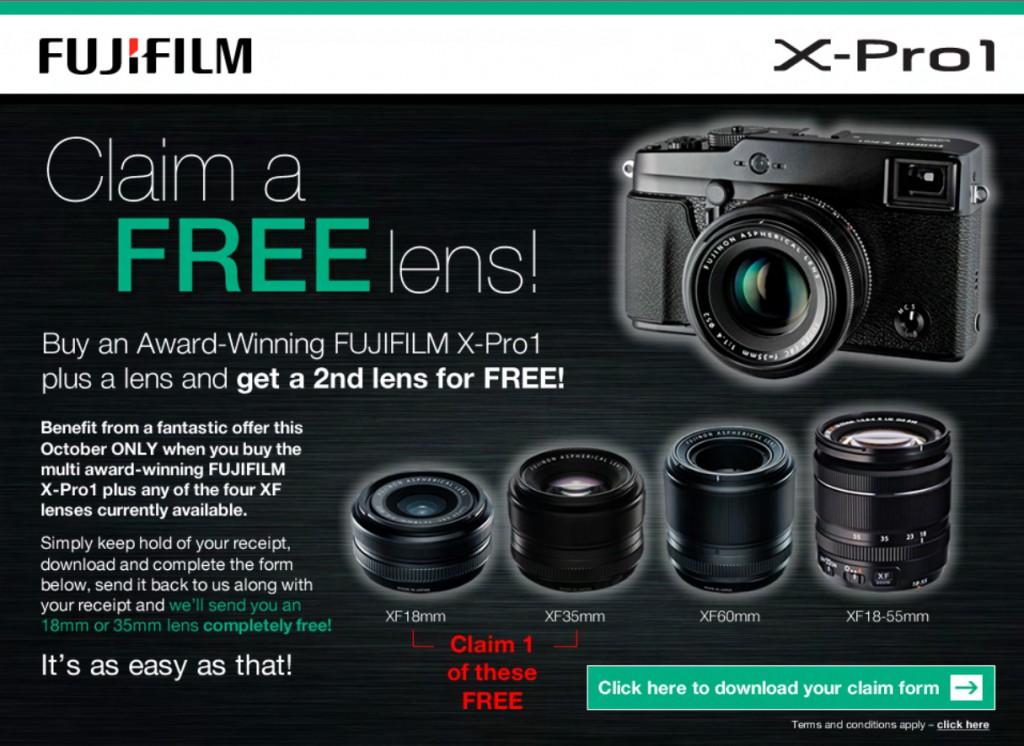 Free 2nd Lense