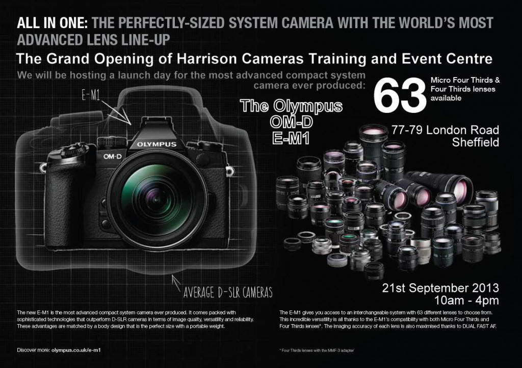 Harrison Cameras Training & Event Centre