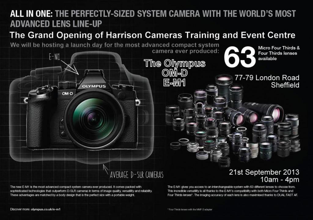 Harrison Cameras Training & Event Centre