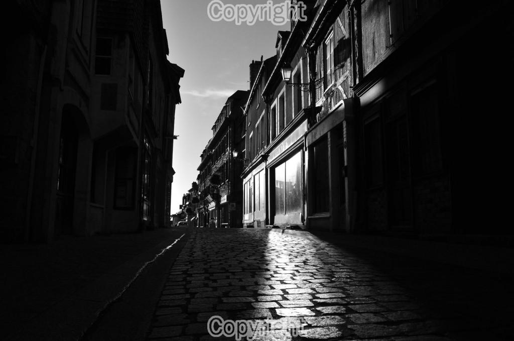 "Robert Owen ""Quiet French Town"""
