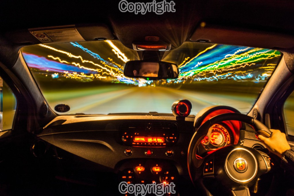 "Chris Phillips ""Warp Speed"" Equipment: Nikon D7100 & 18-140mm"
