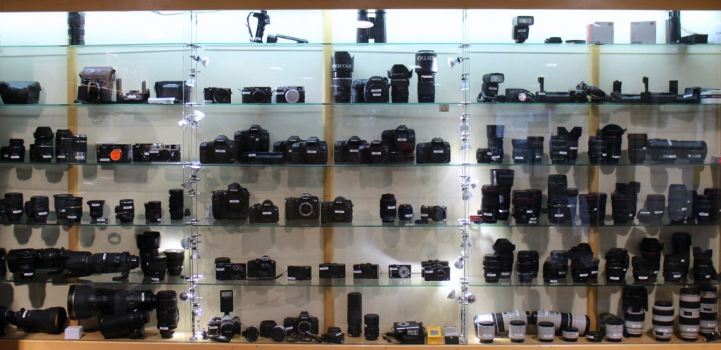 Check out the USED section on our website to see all second hand stock
