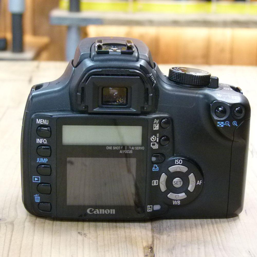 Camera Canon Eos 350d Dslr Camera used canon eos 350d dslr camera body cameras alternative image 1