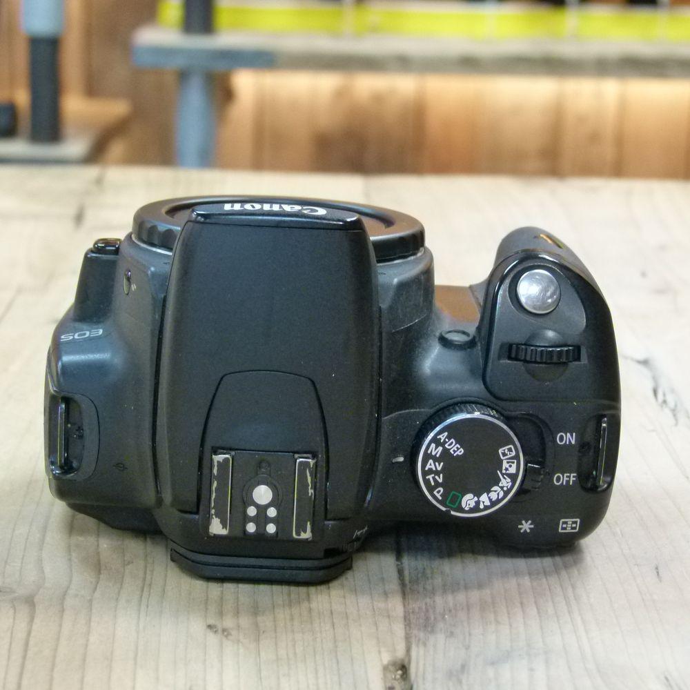 Camera Canon Eos 350d Dslr Camera used canon eos 350d dslr camera body cameras alternative image 1 2