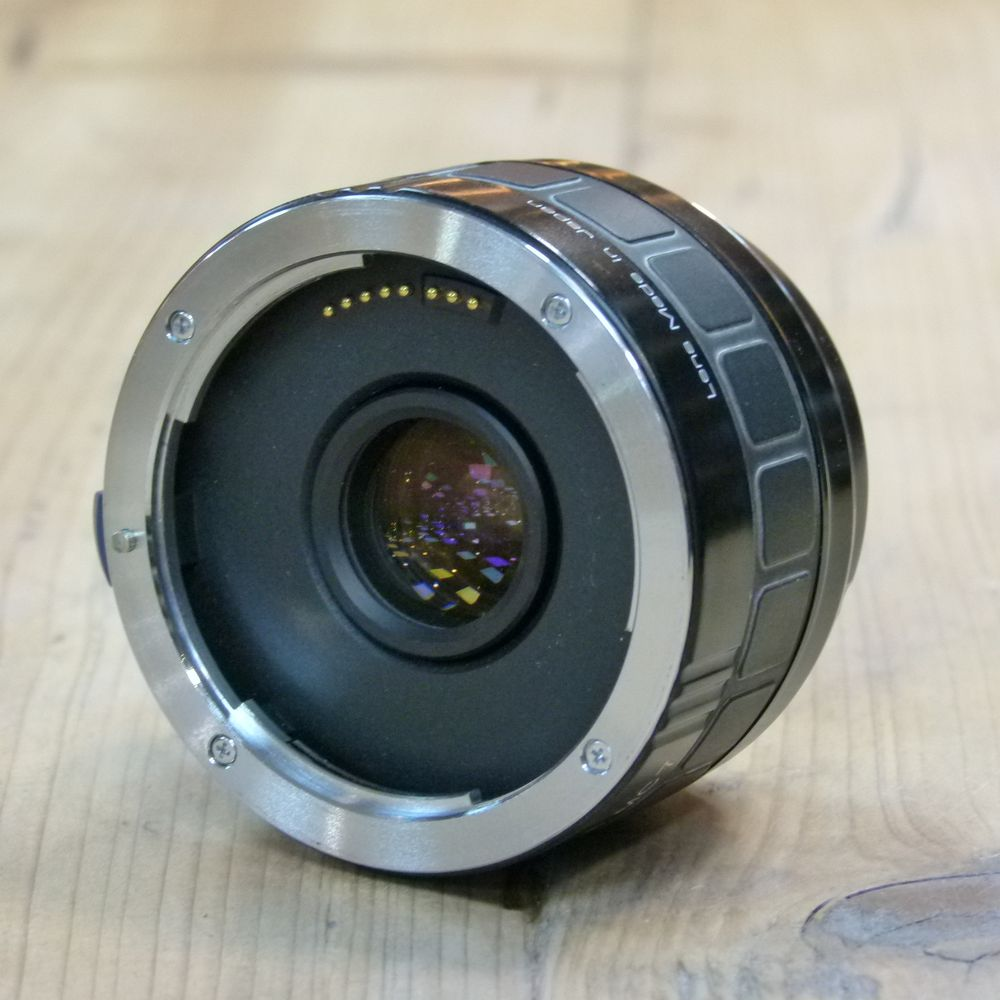 Telephone Caf Lens