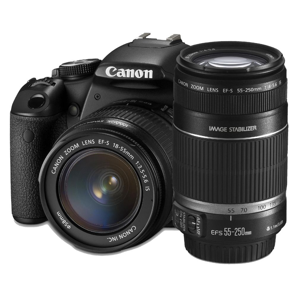 Camera Canon Dslr Camera 60d canon eos 60d digital slr camera with 18 55 is lens and 250 kit