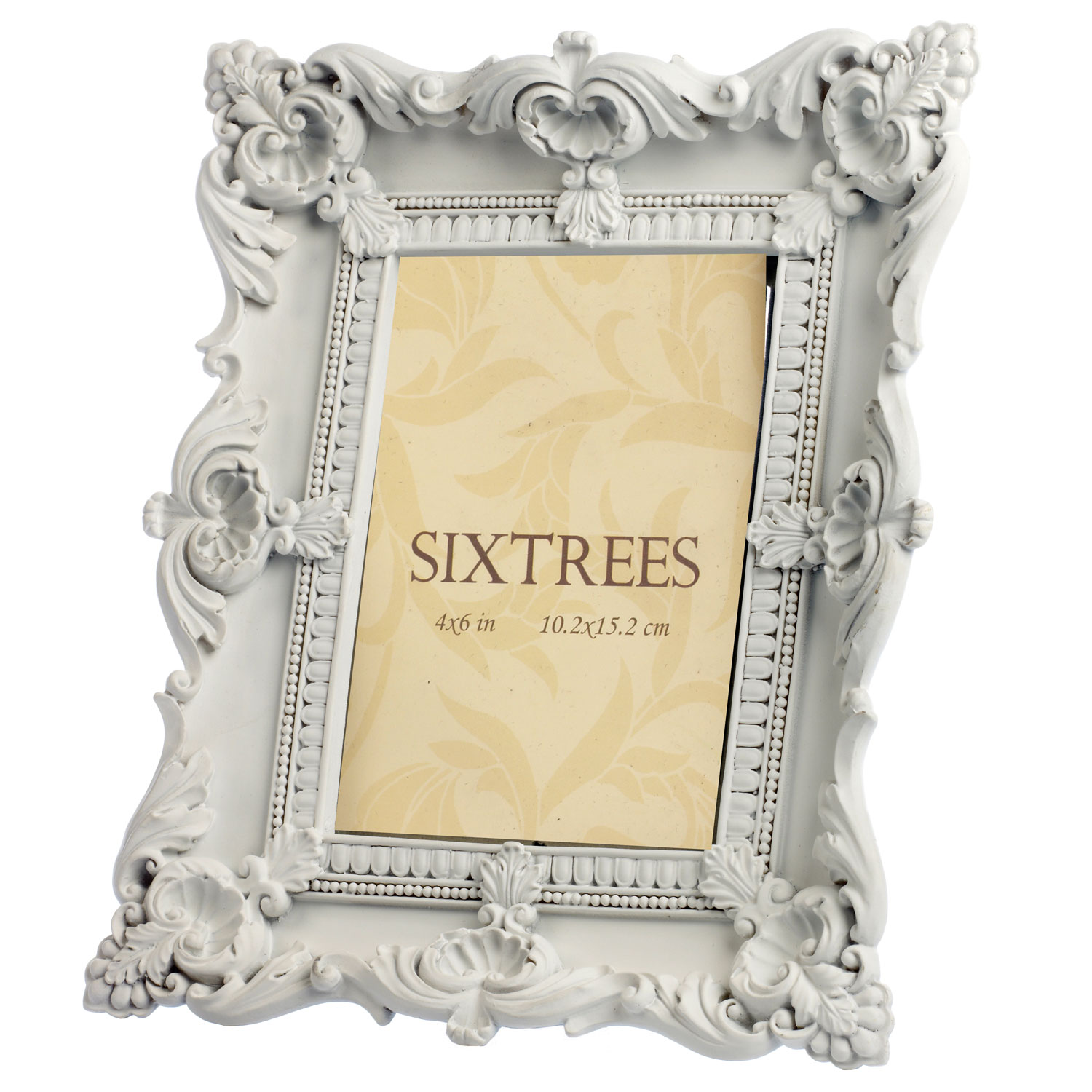 sixtrees white 7x5 photo frame photo frames