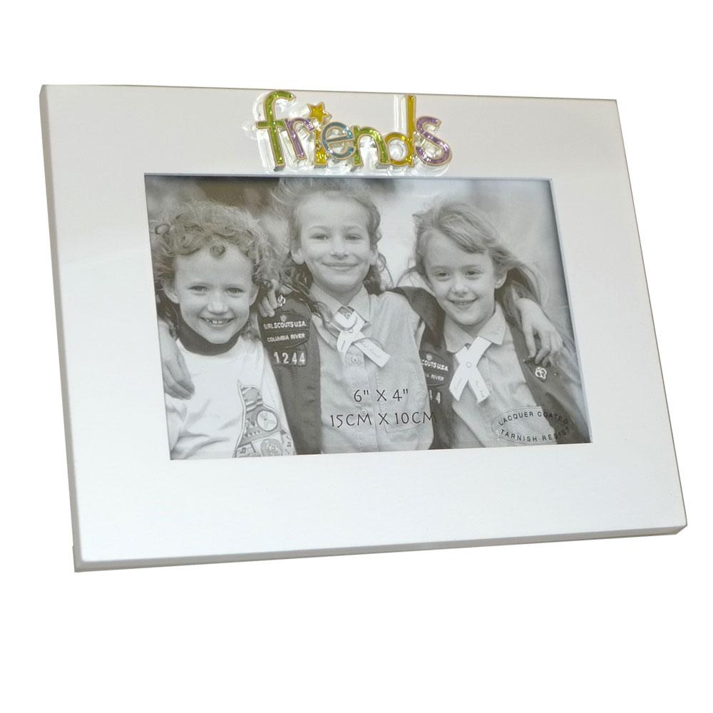 friends 6x4 photo frame photo frames albums frames. Black Bedroom Furniture Sets. Home Design Ideas