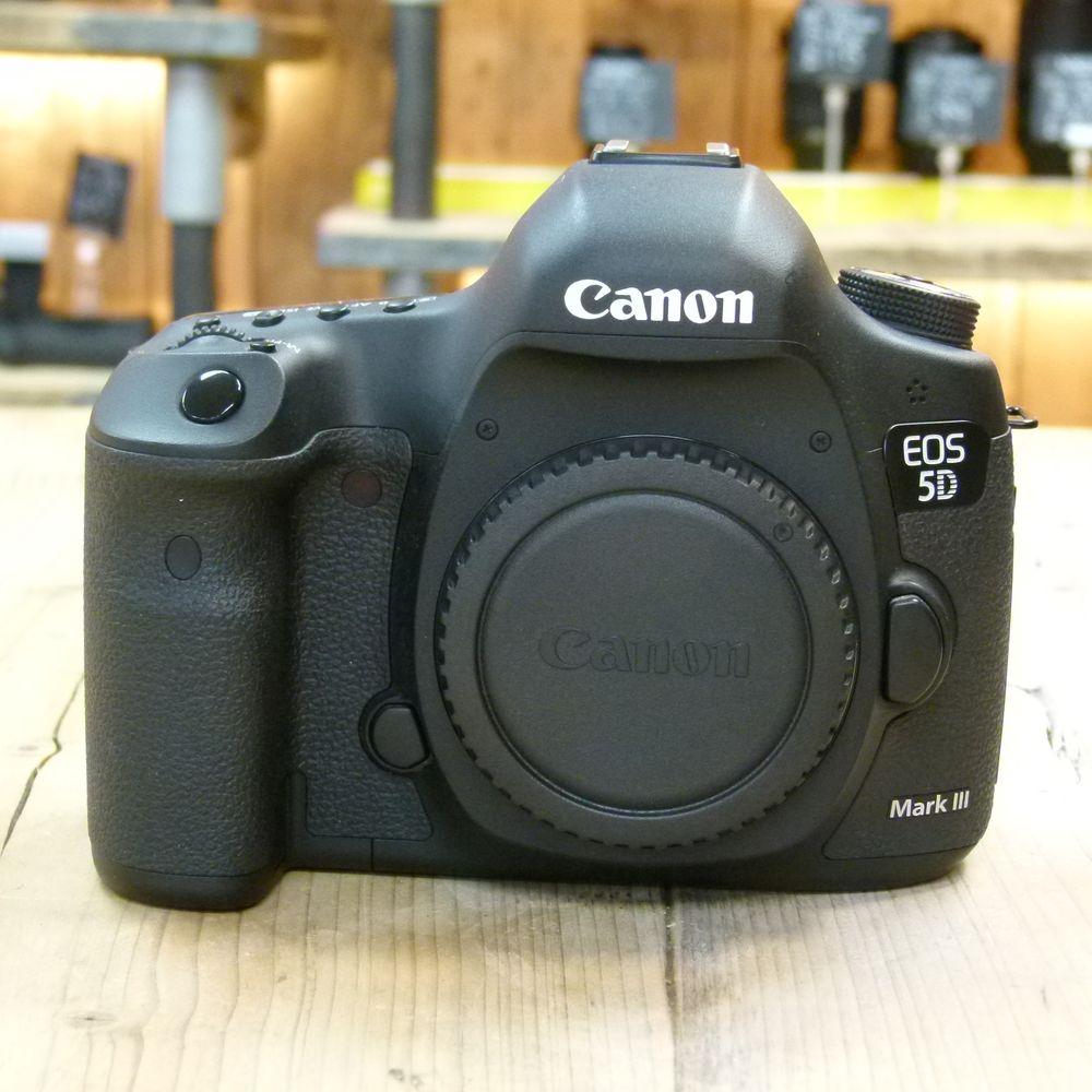 Used canon eos 5d mark iii digital slr camera body used for 5d mark iii body