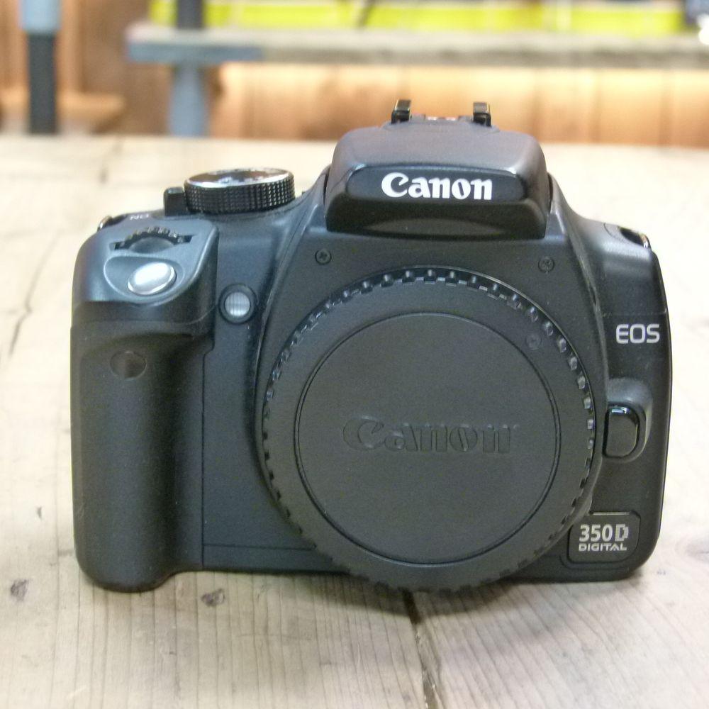 Camera Canon Eos 350d Dslr Camera used canon eos 350d dslr camera body cameras body