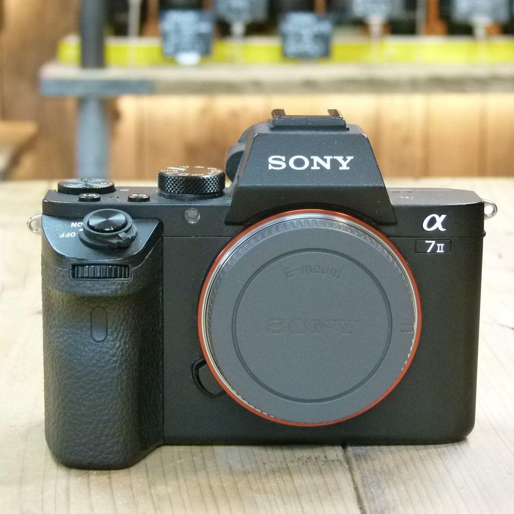 Used sony alpha a7 mark ii camera used cameras used for Web tv camera