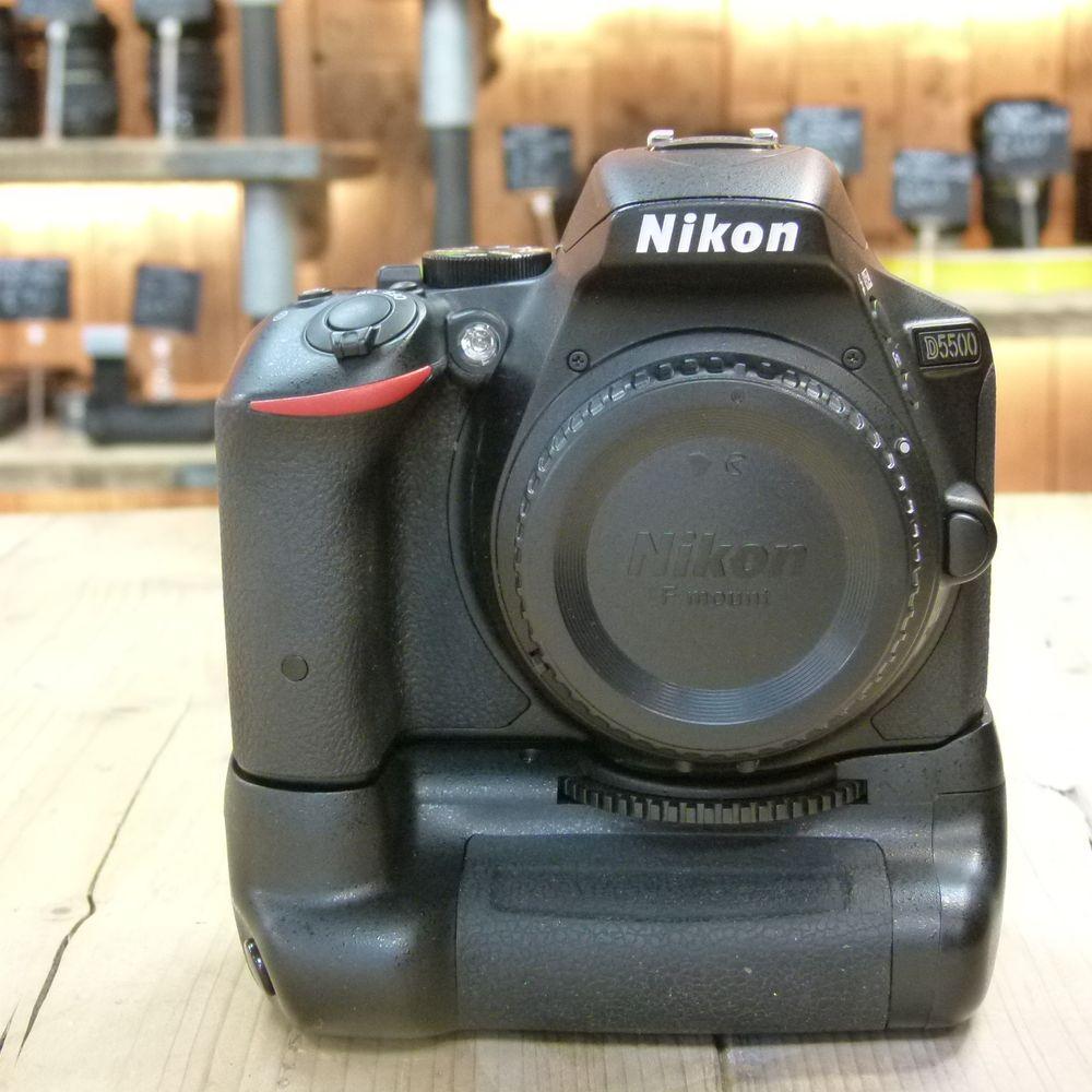 Used Nikon D5500 D Slr Camera Body Used Cameras Used