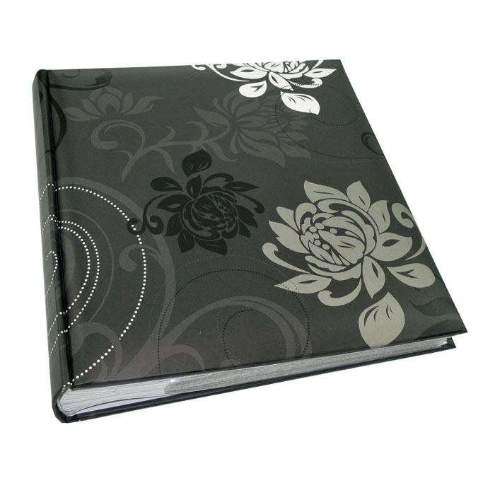 walther grindy black 6x4 slip in photo album 400 photos. Black Bedroom Furniture Sets. Home Design Ideas