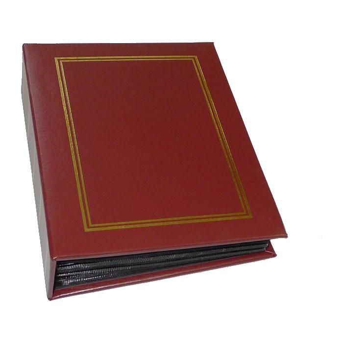 walther monza red minimax 6x4 5 slip in photo album 100. Black Bedroom Furniture Sets. Home Design Ideas