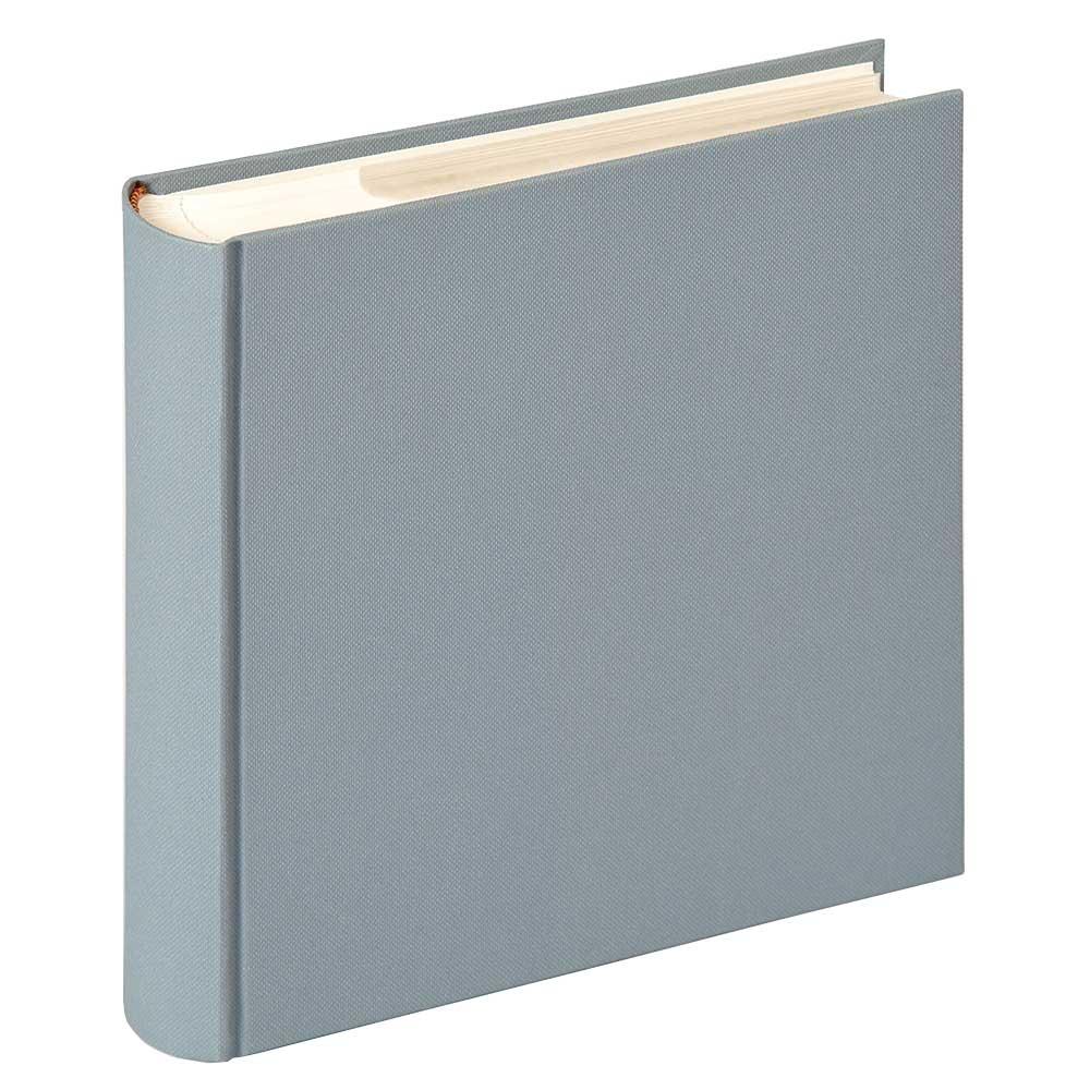 walther fun grey 6x4 slip in photo album 200 photos photo albums albums frames. Black Bedroom Furniture Sets. Home Design Ideas