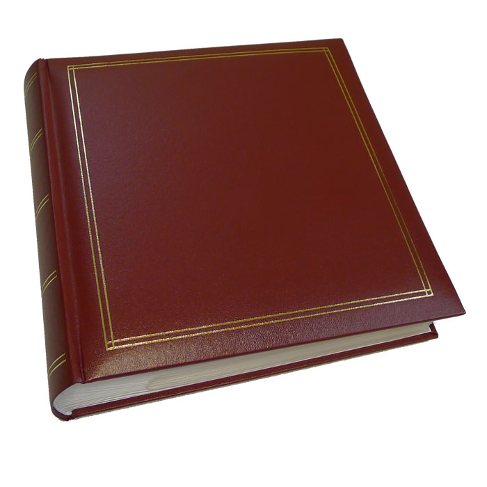 walther monza red 6x4 slip in photo album 200 photos. Black Bedroom Furniture Sets. Home Design Ideas