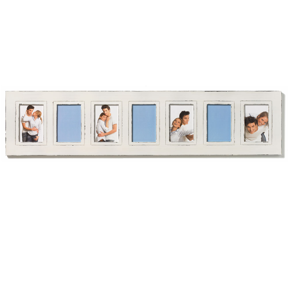 Walther Waterford Gallery Multi Aperture 7 6x4 Photo Frame