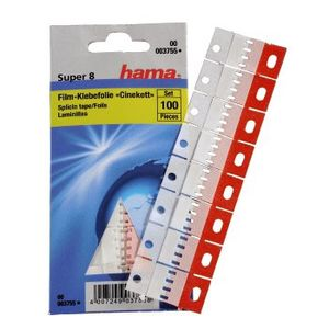 Hama Super 8 Splicing Tape 100 Pieces