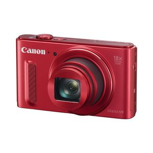 Canon PowerShot SX610 HS Red Digital Camera