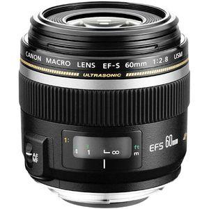Canon EF-S 60mm f2.8 Macro USM Lens