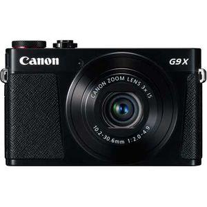 Canon PowerShot G9 X Black Digital Camera