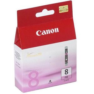 Canon CLI-8 Photo Magenta Printer Ink Cartridge