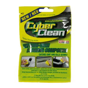Cyber Clean Ziplock Bag Yellow High Tech Cleaning Compound