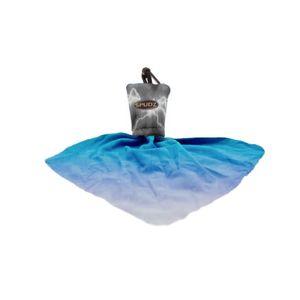 Spudz Microfibre 6x6cm Lens Cleaning Cloth - Blue