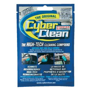 Cyber Clean Mint Ziplock Bag Car Cleaning Compound