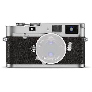 Leica M-A (Typ 127) Silver Chrome Finish Rangefinder 10371