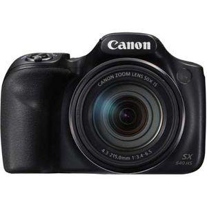 Canon PowerShot SX540 HS Black Digital Camera