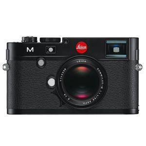Leica M 240 Digital Rangefinder Black Paint Camera
