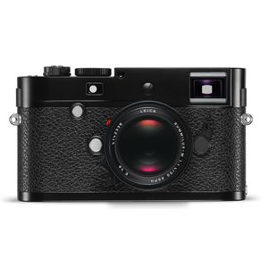 Leica M-P (Typ 240) Black Paint Digital Rangefinder Camera