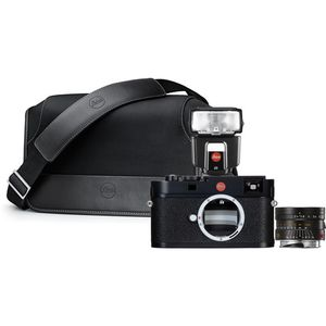 Leica M (Typ 262) Black Rangefinder Entry Set inc 35mm f2.4 ASPH, SF-40 & Case