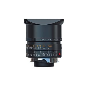 Leica M 24mm F3.8 Elmar Asph Black Lens 11648