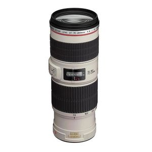 Canon EF 70-200mm f4 L IS USM Lens