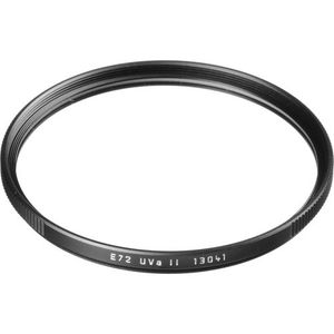 Leica 72mm UVa II Black Filter