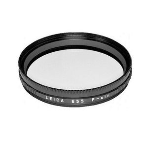 Leica 55mm Circular Polariser Black Filter