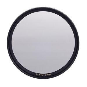 Leica 60mm Circular Polariser Black Filter