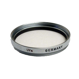 Leica 39mm UVa Silver Filter 13132