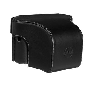 Leica Ever Ready Case Small Front for Leica M (240) Black 14547