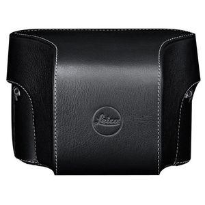 Leica Ever Ready Case Large Front for Leica M (240) Black 14548