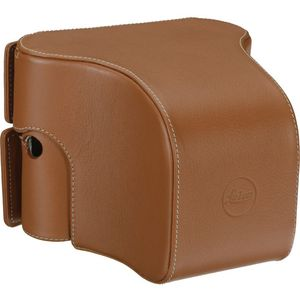 Leica M/M-P (Typ 240) Cognac Ever Ready Case - Large Front