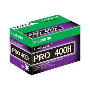 Fujifilm Pro 400H 36 Exp Colour Print Film