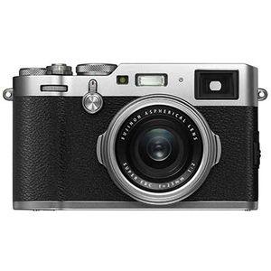 Fuji X100F Silver Digital Camera