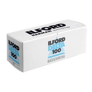 Ilford Delta 100 36 Exp Black & White Print Film