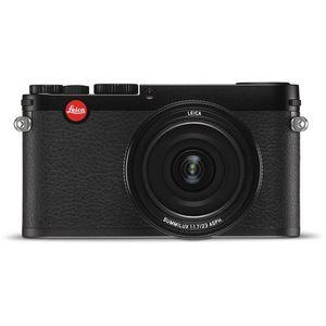 Leica X (Typ 113) Black Digital Camera with Summilux 23mm f1.7 ASPH Lens