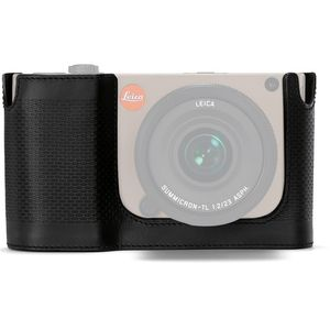 Leica TL Leather Protector - Black